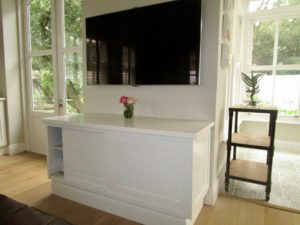 Living room cupboard by Woodhouse Kitchens and Cupboards Cape Town and Johannesburg
