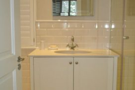 Vanity cupboards