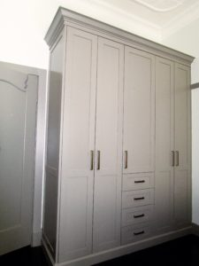 Built-in cupboards by Woodhouse Cape Town and Johannesburg