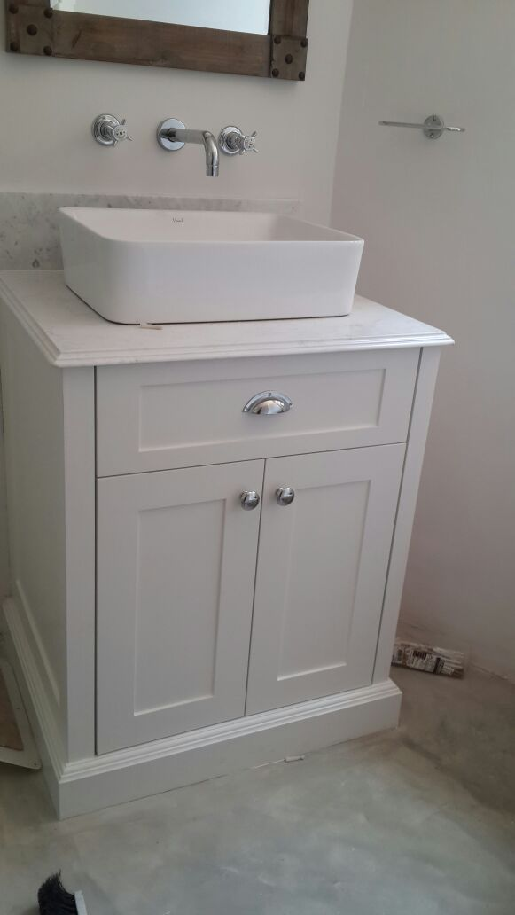 Vanity cupboard by Woodhouse Cape Town and Johannesburg