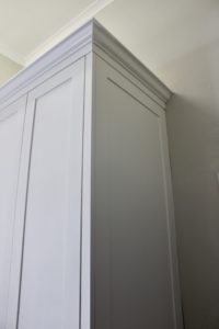 Tall cupboards by Woodhouse