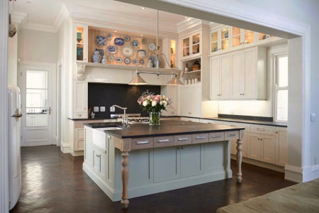 Woodhouse Cape Town kitchen